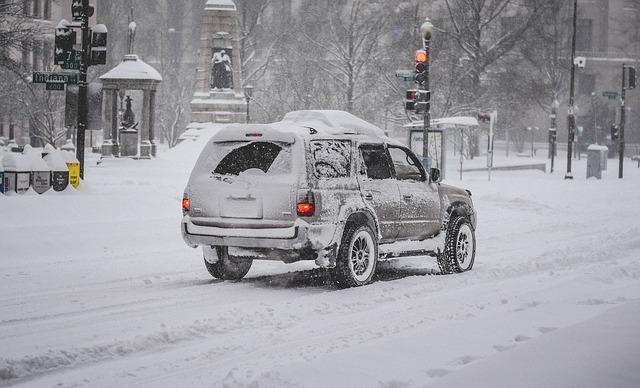 Comment protéger sa voiture contre le froid et la neige polaires?